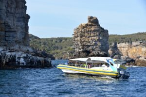Jervis Bay Cruise